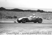 58532 - C. Tadgell - Lotus 12 / Sabakat - Phillip Island 1958