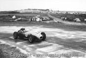 59512 - C. Tadgell - Lotus 12 / Sabakat - Phillip Island 1959