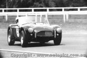 65434 - R. Thorp  AC Cobra  - Warwick Farm 5/12/1965 - Photographer Lance Ruting