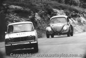 66027 - D. Jenkins Prince Skyline GT / E. Buesselmann Volkswagen VW - Catalina Park Katoomba 1966