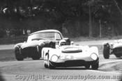 67461 - T. Proctor Proctor Climax  /  R. Thorp  AC Cobra  - Warwick Farm -  14/5/1967