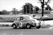69053 - David Birks - Morris Minor Peugout - Warwick Farm 1969