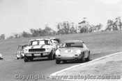 69056 - Hamilton Porsche / Geoghegan Mustang / Brock Austin A30 - Oran Park 1969