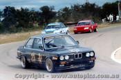 85012 - T. Longhurst BMW  - Oran Park 1985
