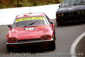 86747 - G. Willmington / P. Janson  - Jaguar XJ-S - Bathurst 1986