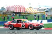 86748 - G. Willmington / P. Janson  - Jaguar XJ-S - Bathurst 1986