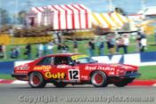 86749 - G. Willmington / P. Janson  - Jaguar XJ-S - Bathurst 1986