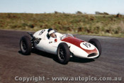 60513 - J. Roxburgh  Cooper Climax - Phillip Island 23rd October 1960
