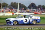 75026 - Allan Moffat Ford Capri - Calder 1975 - Photographer Darren House