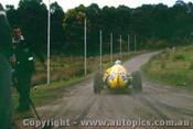60104 - A. Miller Cooper Climax  - Rob Roy Hill Climb 1960