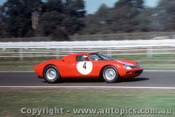 67466 - Spencer Martin  Ferrari 250LM - Warwick Farm 1967