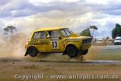 72964 - M. Browning Morris  Mini - Calder Rallycross 1972