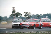 86004 - G. Willmington / P. Janson Jaguar XJ-S - G. Bowkett / W. Wilkinson Holden Commodore VK - L. Orchard / P. Taylor Triumph Dolomite - Sandown 1985