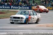 87010  - M. Stermitz - BMW M3 - Calder 1987