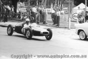 58534 - J. Roxburgh  Cooper F2 - Albert Park 1958