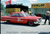 62006 - Len Lukey Ford Galaxie - Caversham 1962