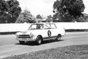 66031 - Spencer Martin - Ford Lotus Cortina - Sandown 1966