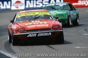 86751 - G. Willmington / P. Janson  - Jaguar XJ-S - Bathurst 1986