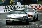 86752  -  J. Goss / B. Muir -  Jaguar XJS - Bathurst 1986