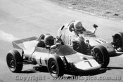 78514 - P. McDonald Nimbus Formula Vee / M. Laverick  Rennmax Formula Vee  - Oran Park 1978