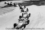 78516 - M. Laverick  Rennmax Formula Vee / D. Riley Allget Formula Vee  - Amaroo Park 1978
