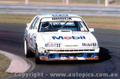 87013  -   Peter Brock Commodore VL - Sandown 1987