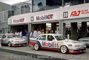 87735  -  Brock / Parsons / McLeod  -  Bathurst 1987 - 1st Outright -  Commodore VL