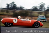 64405 - G. Cusack - Lotus 23 Ford - Warwick Farm 1964 - Photographer Richard Austin