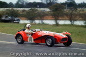 64406 - A. Arenfeld - Lotus Super 7 Ford - Warwick Farm 1964 - Photographer Richard Austin
