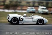 64408 - Frank Matich Lotus 19B Climax - Warwick Farm 1964 - Photographer Richard Austin