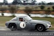 64409 - K. Bartlett - TVR Grantura MK. 3  - Warwick Farm 1964 - Photographer Richard Austin