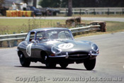 64410 - N. Allen Jaguar E Type Coupe  - Warwick Farm 1964 - Photographer Richard Austin