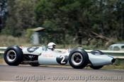 64518 - Frank Matich  Brabham Climax - Horden Trophy Gold Star Warwick Farm 1964 - Photographer Richard Austin
