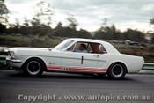 65049 - B. Jane -  Ford Mustang V8 - Warwick Farm 1965 - Photographer Richard Austin