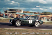 65439 - R. Thorp  AC Cobra  - Warwick Farm May 1965 - Photographer Richard Austin