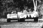 68450 - D. Chivas Alfa Romeo Spider   - Warwick Farm 1968 - Photographer Richard Austin