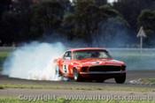 69063 - Allan Moffat  TransAm Mustang - Warwick Farm 1969 - Photographer Richard Austin