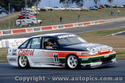 93727  -  L. Perkins / G. Hansford  -  Bathurst 1993 - 1st Outright - Holden Commodore VP