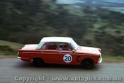 63702 - B. Jane / H. Firth Cortina GT - Winner Bathurst 1963 - Photographer Paul Cross
