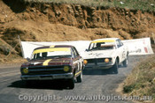 67738  - B. Jane / S. Martin  Ford Falcon XR GT -  Bartlett / Stewart Alfa Romeo -  Bathurst  1967 - Photographer Paul Cross