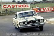 68743 - Leo Geoghegan & Ian Geoghegan - Ford Falcon XT-GT - Bathurst 1968