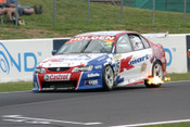 204701 - Greg Murphy / Rick Kelly - Holden Commodore - Ist Outright Bathurst 2004 - Photographer Craig Clifford
