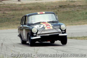 68080 - Jim McKeown Lotus Cortina - Lakeside 1968 - Photographer John Stanley