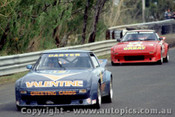 84012 - M. Carter Mazda RX7 - Sandown 1983