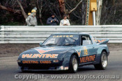 84014 - M. Carter Mazda RX7 - Sandown 1983