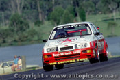 89014 - Colin Bond - Ford Sierra RS500 - Lakeside  1989