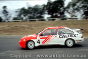 89032 - Colin Bond - Ford Sierra RS500 - Symmons Plains 1989
