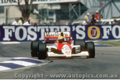 90507 - Ayrton Senna - McLaren Honda - Australian Grand Prix Adelaide 1990