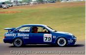 95007 - R. Tweedie - Ford Sierra RS 500  - Oran Park 1995