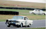 95801 - R. Tweedie - Ford Falcon Ralley Sprint - Wakefield Park 1995
